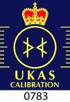 Omega Calibration Laboratories UKAS Logo
